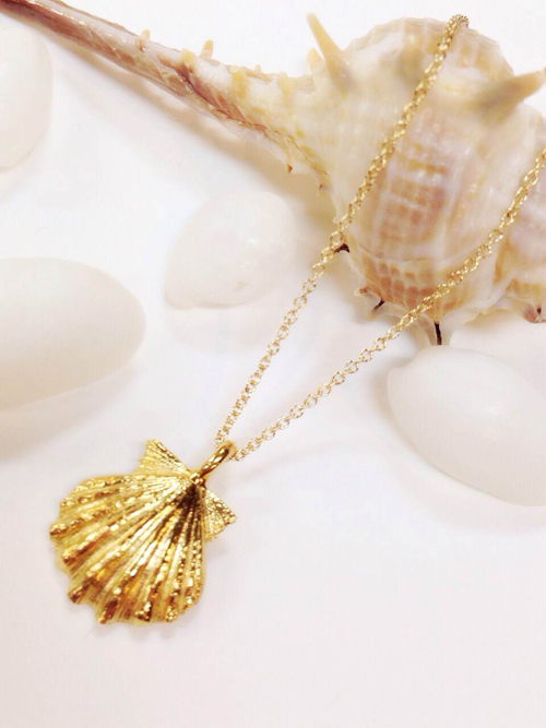 《MISHA HAWAII》Sunrise Shell Necklace []